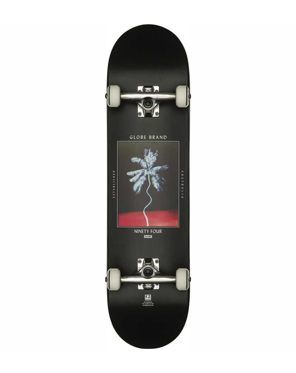 "Globe G1 Palm Off 8.00"" Complete Skateboard Black"