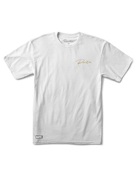 Primitive Paul Jackson x Marvel - Wolverine T-Shirt Homme White