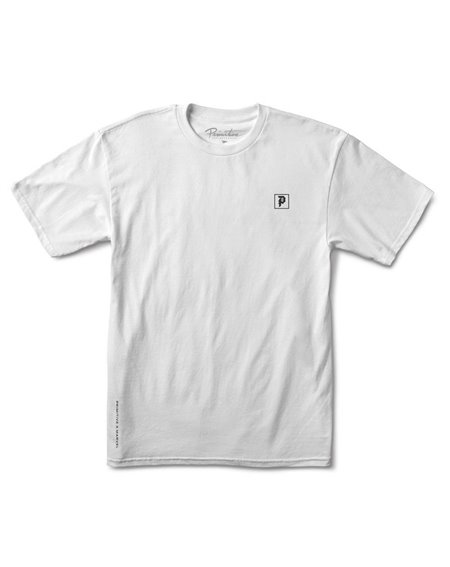 Primitive Men's T-Shirt Paul Jackson x Marvel - Venom White