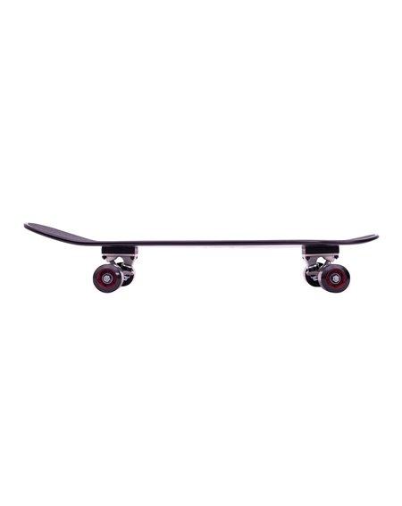 Z-Flex Skate Cruiser Dragon 80's Bear Black