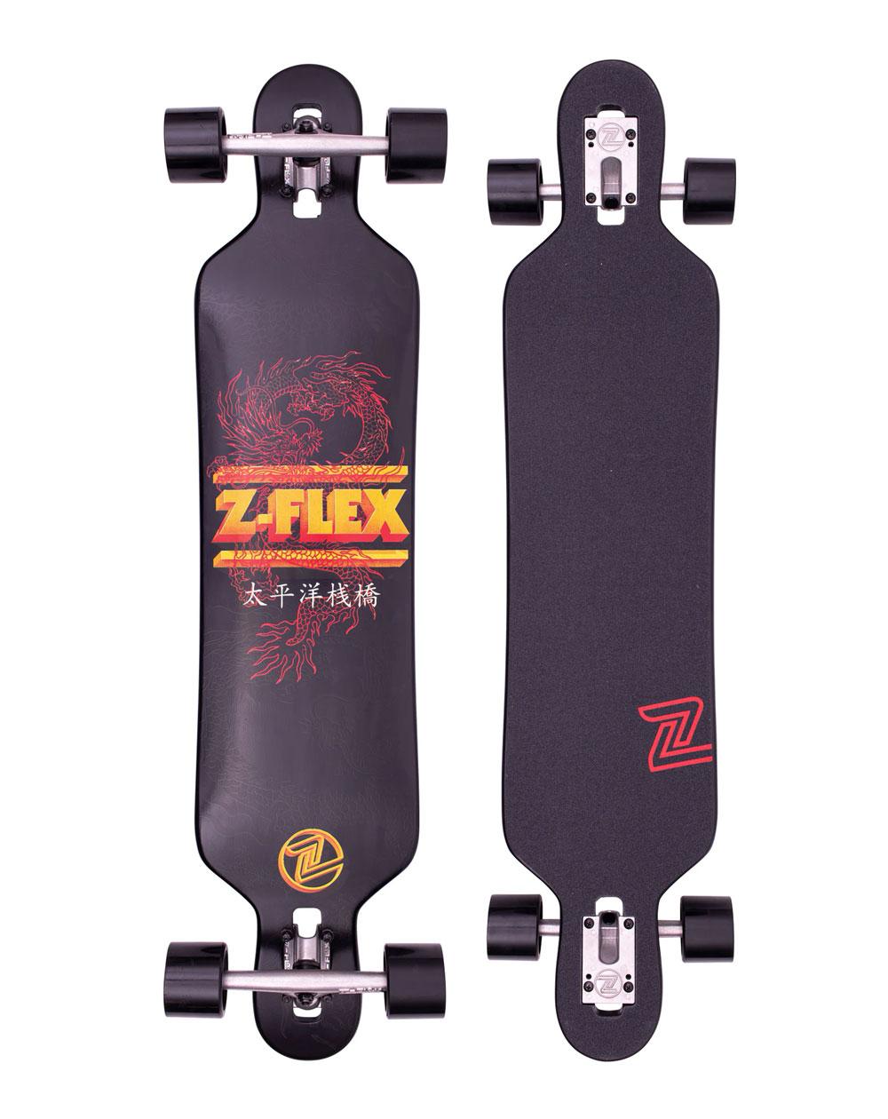 Z-Flex Longboard Dragon Drop Through