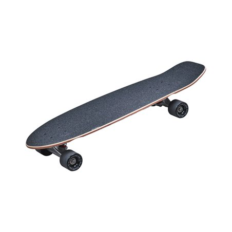 Rad Skateboard Cruiser Retro Roller Checkers Black/White