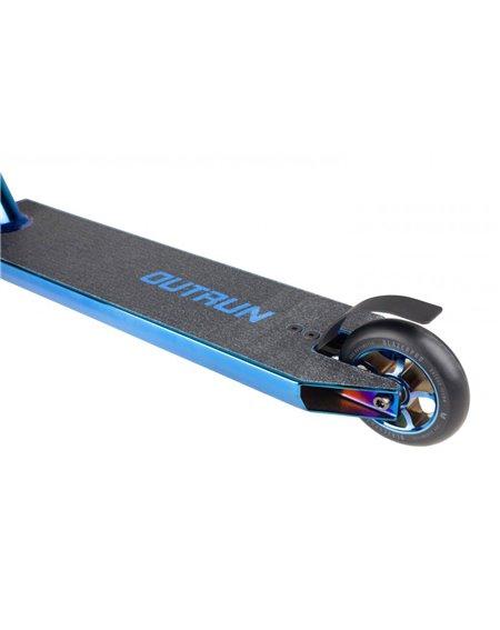 Blazer Pro Trottinette Freestyle Outrun 2 FX Blue Chrome