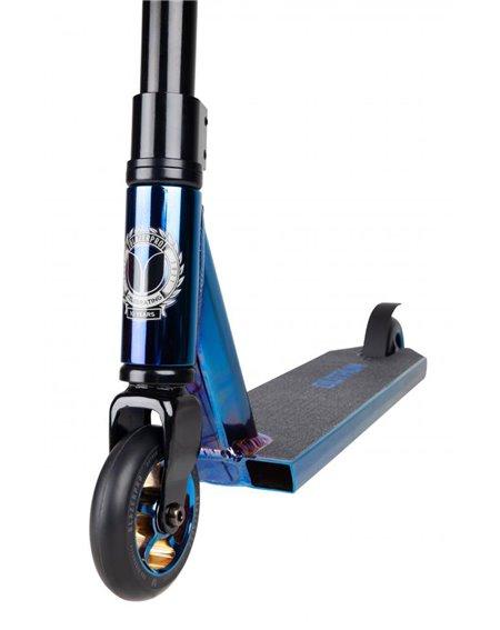 Blazer Pro Monopattino Freestyle Outrun 2 FX Blue Chrome