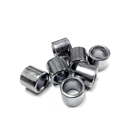 Sushi Silver Bearing Spacers pack of 4