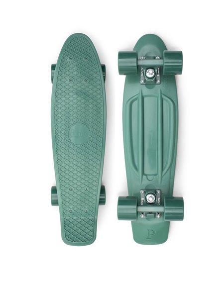 """Penny Skateboard Cruiser Staples 22"""" Green"""