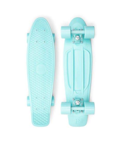 """Penny Skateboard Cruiser Staples 22"""" Mint"""
