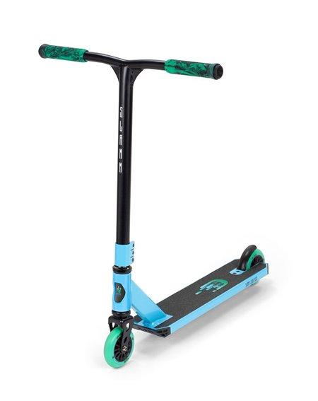 Slamm Scooters Patinete Freestyle Tantrum V9 Blue