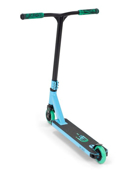 Slamm Scooters Trottinette Freestyle Tantrum V9 Blue