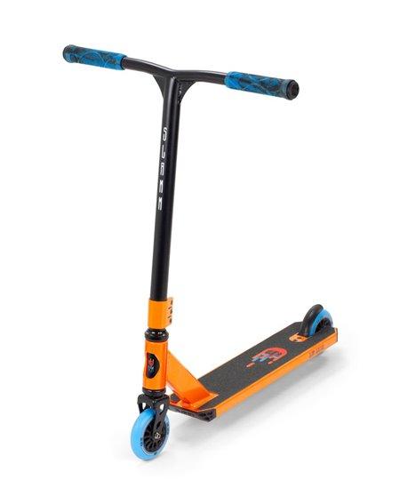 Slamm Scooters Patinete Freestyle Tantrum V9 Orange
