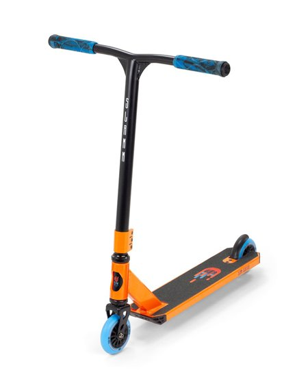 Slamm Scooters Trottinette Freestyle Tantrum V9 Orange