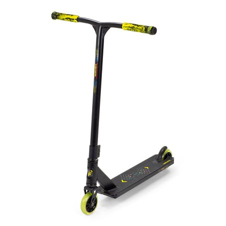Slamm Scooters Classic V9 Stunt Scooter Black/Yellow