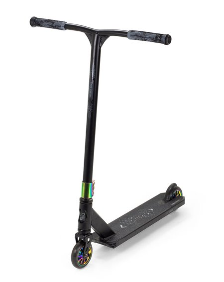 Slamm Scooters Classic V9 Stuntscooter Black/Neochrome