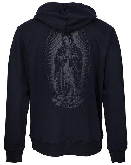 Santa Cruz Herren Kapuzenpullover Ghost Lady Black