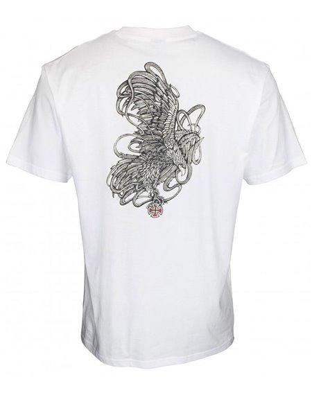 Independent ITC Strike Camiseta para Hombre White