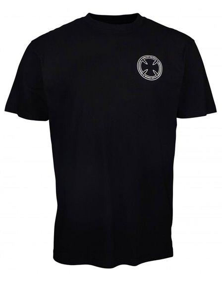 Independent FTS Skull T-Shirt Homme Black