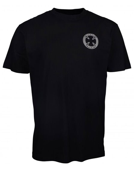 Independent FTS Skull T-Shirt Uomo Black