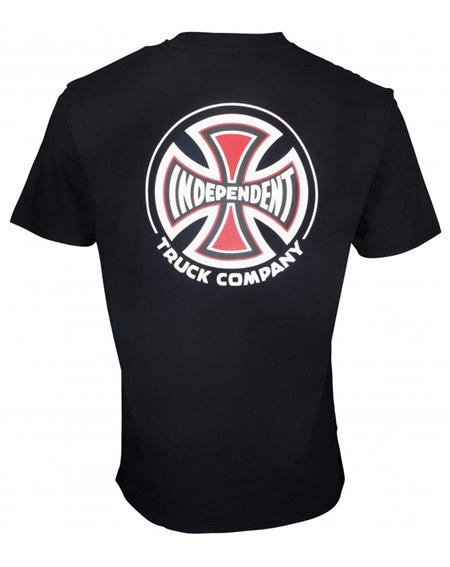 Independent Big Truck Co. T-Shirt Homme Black