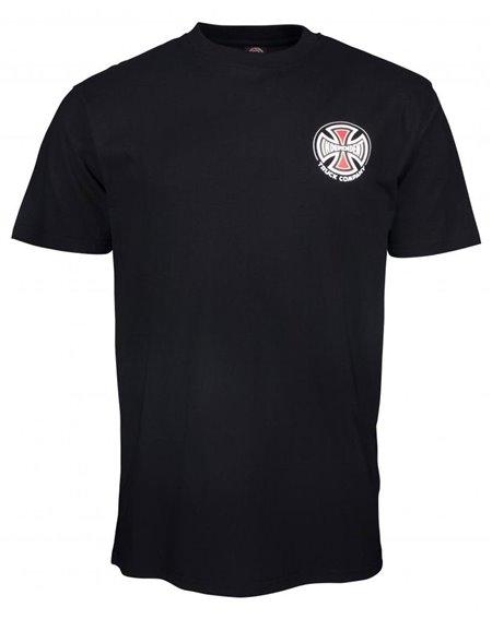 Independent Men's T-Shirt Big Truck Co. Black