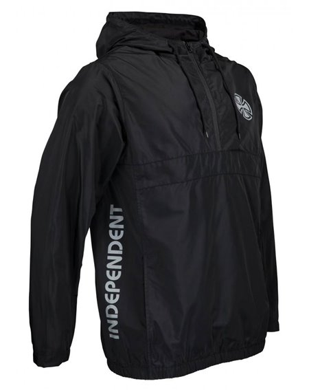 Independent Men's Jacket Dusk Anorak Black