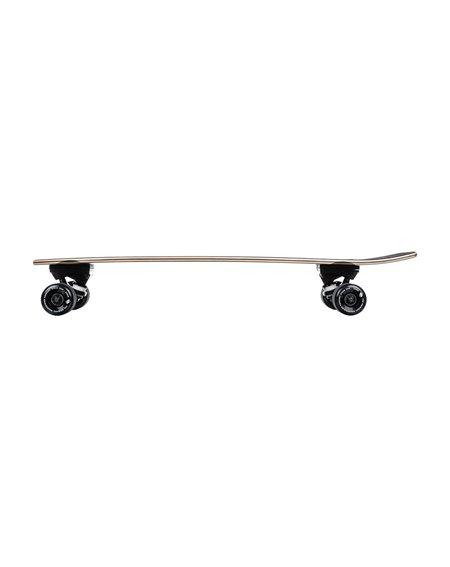 "Quiksilver Skateboard Cruiser Black Beauty 2021 29"""