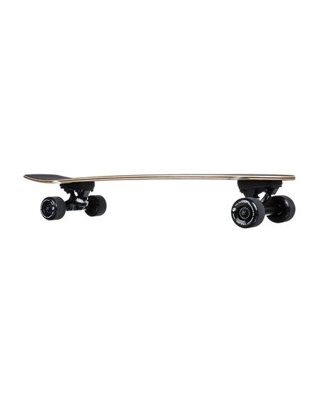 "Quiksilver Black Beauty 2021 29"" Skateboard Cruiser"