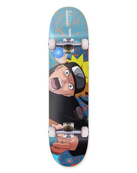 "Primitive Naruto Rodriguez Combat 7.75"" Complete Skateboard"