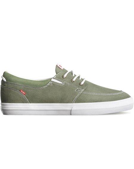 Globe Attic Zapatos para Hombre Tea Green