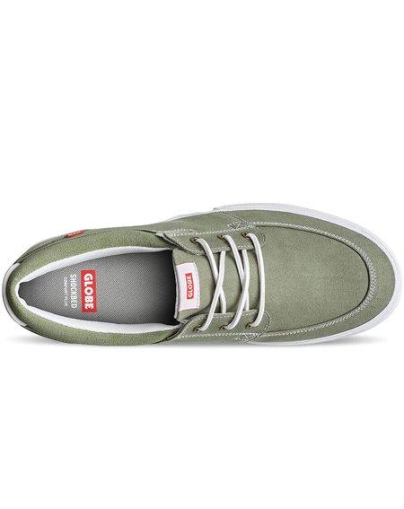 Globe Men's Shoes Attic Tea Green