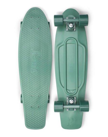 """Penny Skateboard Cruiser Staples 27"""" Green"""