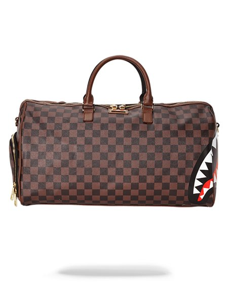 Sprayground Paris Vs Florence Shark Travel Duffle
