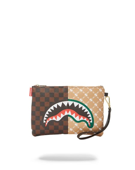 Sprayground Astuccio Paris Vs Florence Shark