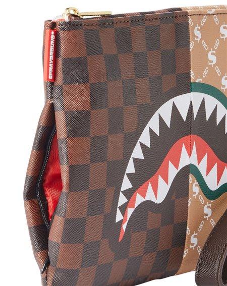 Sprayground Paris Vs Florence Shark Pouche