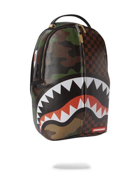 Sprayground Jungle Paris Backpack