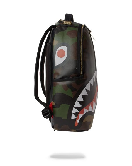Sprayground Jungle Paris Backpack