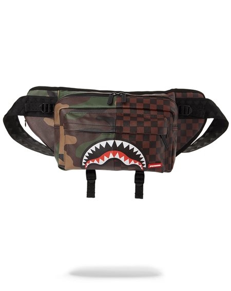 Sprayground Marsupio Jungle Paris