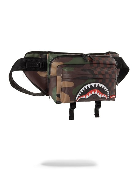 Sprayground Jungle Paris Waist Pack