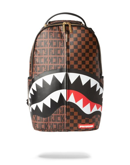Sprayground Split The Check Rucksack