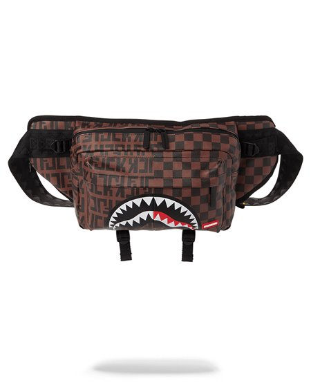 Sprayground Marsupio Split The Check