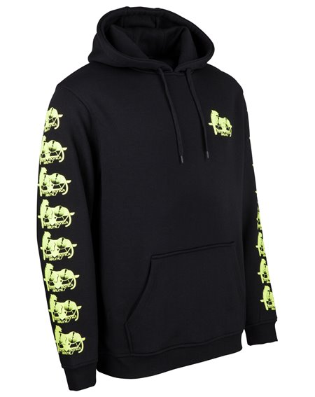 Santa Cruz Men's Hoodie Natas Panther Black