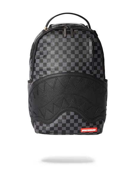 Sprayground Henny Backpack Black Checkered
