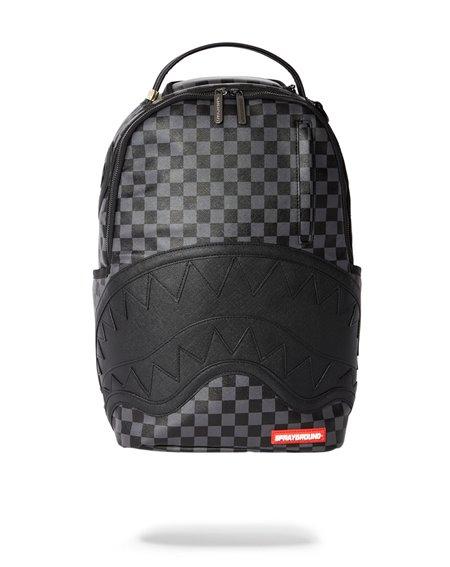 Sprayground Mochila Henny Black Checkered