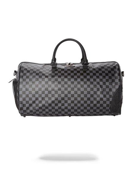 Sprayground Bolsa de Viagem Henny Black Checkered