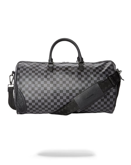Sprayground Sac de Voyage Henny Black Checkered
