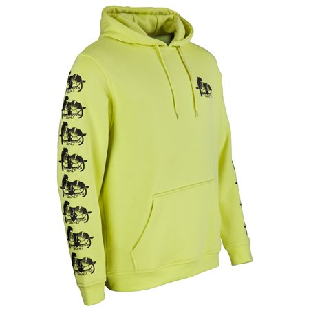 Santa Cruz Men's Hoodie Natas Panther Limelight