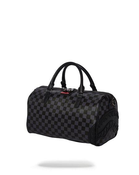 Sprayground Bolsa de Viagem Henny Mini Black Checkered