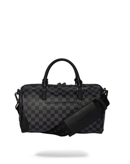Sprayground Borsone da Viaggio Henny Mini Black Checkered