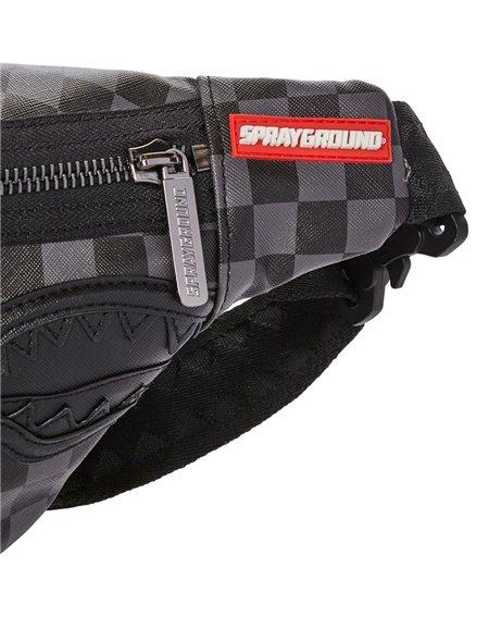Sprayground Henny Waist Pack Black