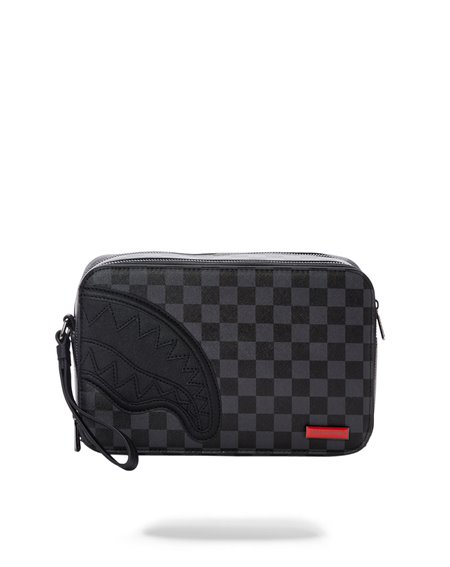 Sprayground Beauty Case Henny Black Checkered
