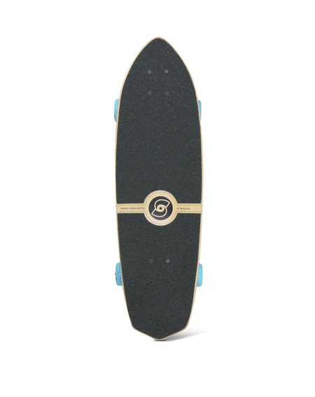 "Smoothstar Surfskate Barracuda 30"" Blue"